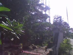 Menara Telekomunikasi Di Pojok Kuburan, Siap Melayani Anda Sampai Alam Kubur